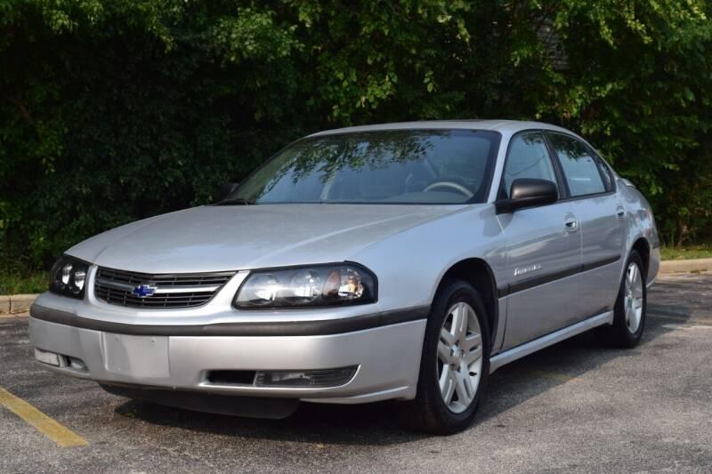 2002 Chevrolet Impala LS 4dr Sedan - Waukesha WI