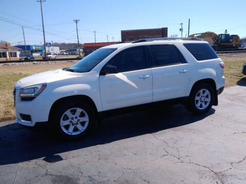 2014 GMC Acadia for sale at Big Boys Auto Sales in Russellville KY