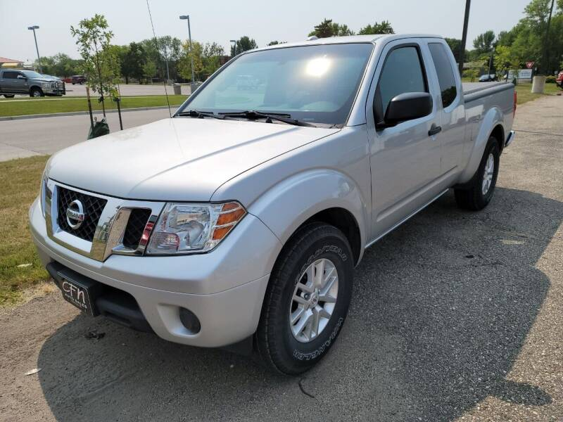 2014 Nissan Frontier for sale at CFN Auto Sales in West Fargo ND