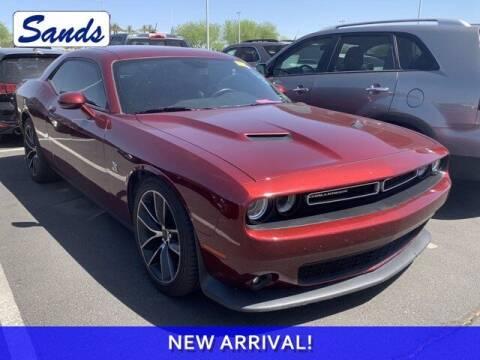 2018 Dodge Challenger for sale at Sands Chevrolet in Surprise AZ