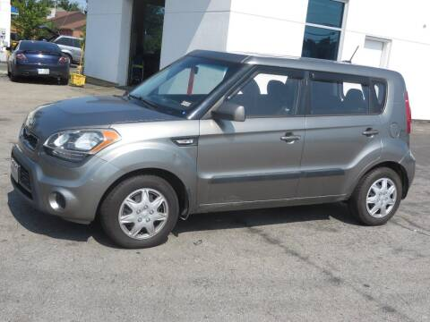 2013 Kia Soul for sale at Price Auto Sales 2 in Concord NH