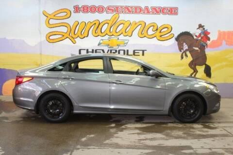 2013 Hyundai Sonata for sale at Sundance Chevrolet in Grand Ledge MI