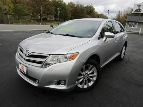 2014 Toyota Venza for sale at Guarantee Automaxx in Stafford VA