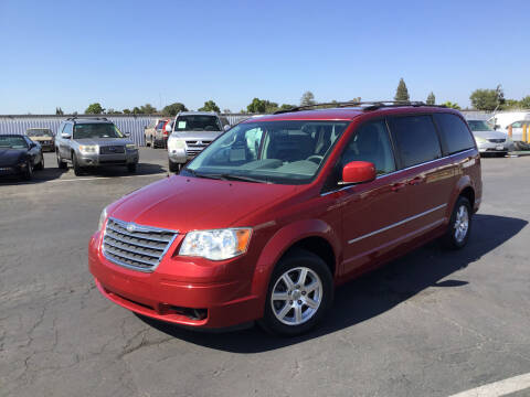 2009 Chrysler Town and Country for sale at My Three Sons Auto Sales in Sacramento CA
