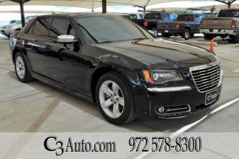 2014 Chrysler 300 for sale at C3Auto.com in Plano TX