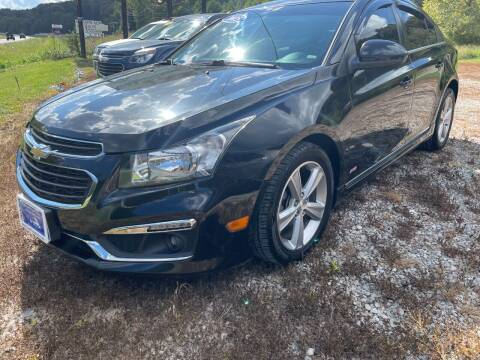 2015 Chevrolet Cruze for sale at Court House Cars, LLC in Chillicothe OH