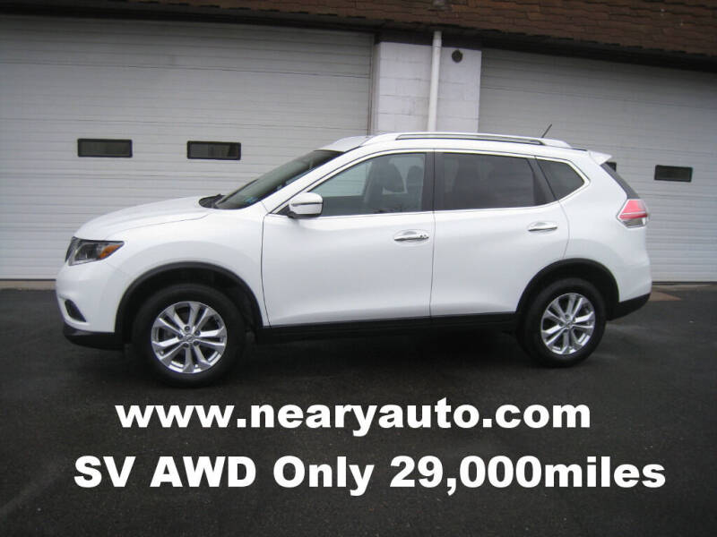 2016 Nissan Rogue for sale at Neary's Auto Sales & Svc Inc in Scranton PA