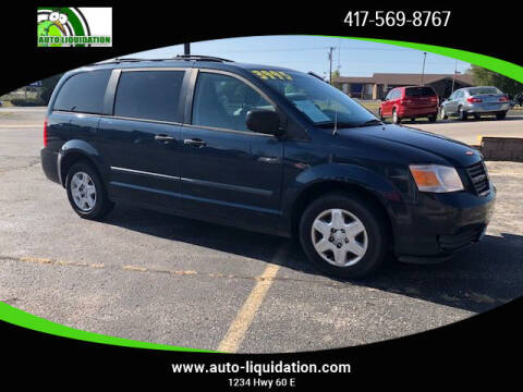 2008 Dodge Grand Caravan for sale at Auto Liquidation in Republic MO