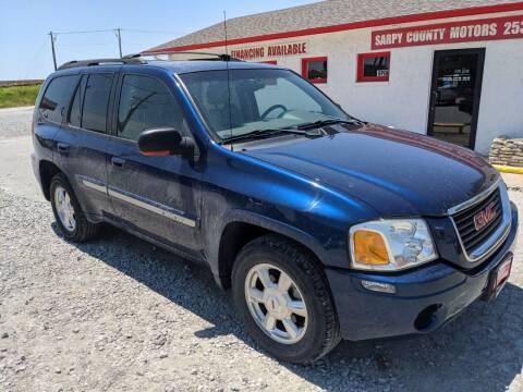 2003 GMC Envoy for sale at Sarpy County Motors in Springfield NE