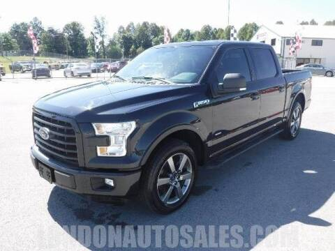 2015 Ford F-150 for sale at London Auto Sales LLC in London KY