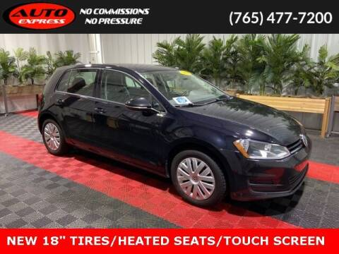 2016 Volkswagen Golf for sale at Auto Express in Lafayette IN
