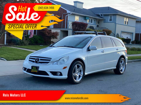 2008 Mercedes-Benz R-Class for sale at Reis Motors LLC in Lawrence NY