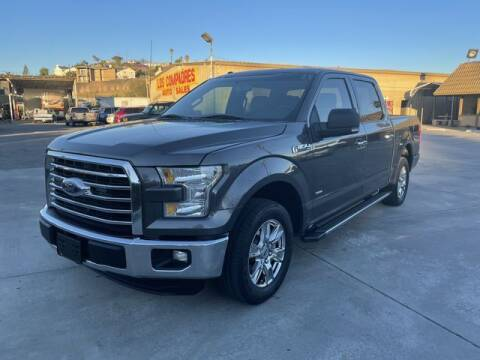 2016 Ford F-150 for sale at Los Compadres Auto Sales in Riverside CA