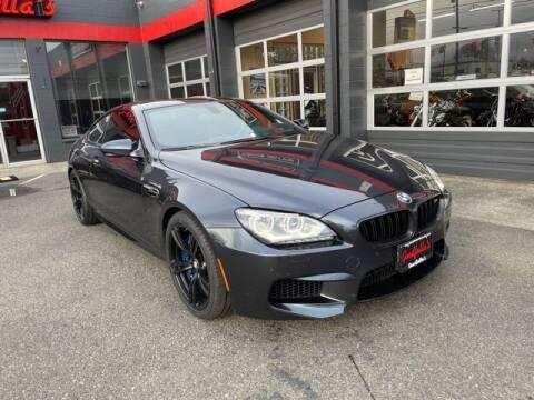 2014 BMW M6 for sale at Goodfella's  Motor Company in Tacoma WA