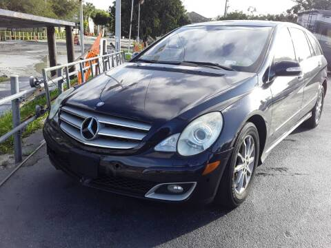 2006 Mercedes-Benz R-Class for sale at YOUR BEST DRIVE in Oakland Park FL