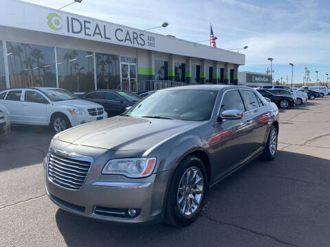 2011 Chrysler 300 for sale at Ideal Cars in Mesa AZ