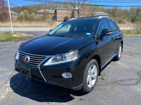 2014 Lexus RX 350 for sale at Turnpike Automotive in North Andover MA