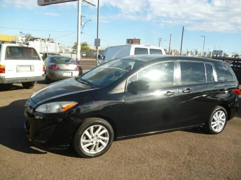 2012 Mazda MAZDA5 for sale at Grand Avenue Motors in Phoenix AZ