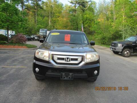 2009 Honda Pilot for sale at Heritage Truck and Auto Inc. in Londonderry NH