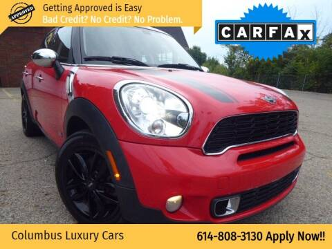 2012 MINI Cooper Countryman for sale at Columbus Luxury Cars in Columbus OH
