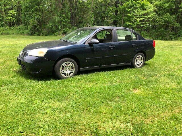2007 Chevrolet Malibu for sale at GDT AUTOMOTIVE LLC in Hopewell NY