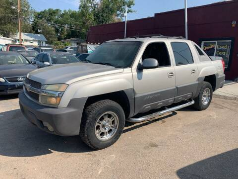 2004 Chevrolet Avalanche for sale at B Quality Auto Check in Englewood CO