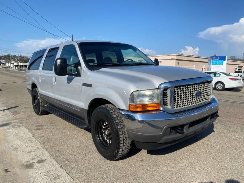 2002 Ford Excursion for sale at Ricos Auto Sales in Escondido CA