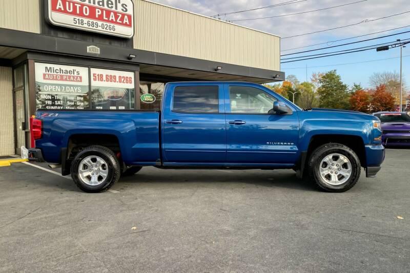 2018 Chevrolet Silverado 1500 LT w/2LT - East Greenbush NY