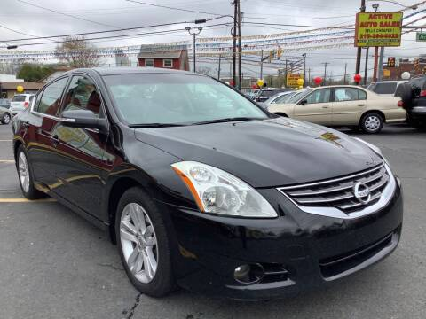 2010 Nissan Altima for sale at Active Auto Sales in Hatboro PA