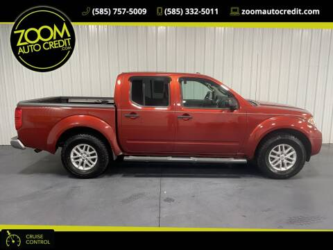 2017 Nissan Frontier for sale at ZoomAutoCredit.com in Elba NY