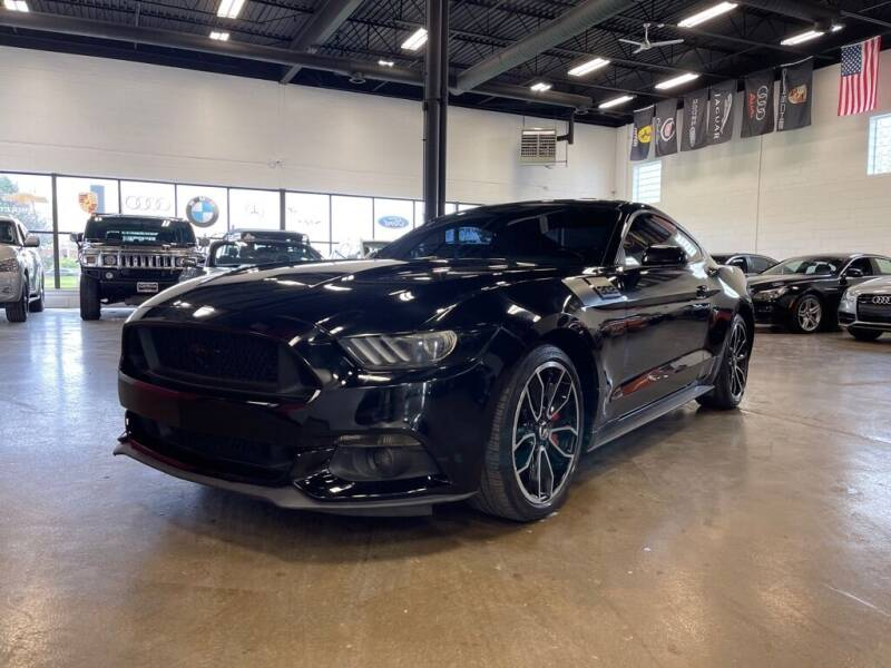 2015 Ford Mustang for sale at CarNova in Sterling Heights MI