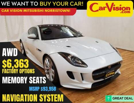 2017 Jaguar F-TYPE for sale at Car Vision Mitsubishi Norristown in Norristown PA