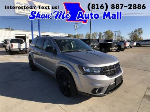 2018 Dodge Journey for sale at Show Me Auto Mall in Harrisonville MO