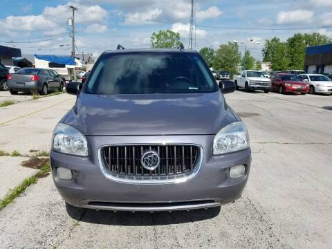 2007 Buick Terraza for sale at Royal Motors - 33 S. Byrne Rd Lot in Toledo OH