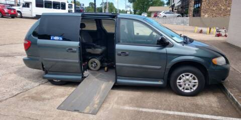 2007 Dodge Grand Caravan for sale at Handicap of Jackson in Jackson TN