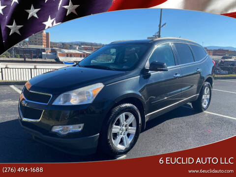 2012 Chevrolet Traverse for sale at 6 Euclid Auto LLC in Bristol VA