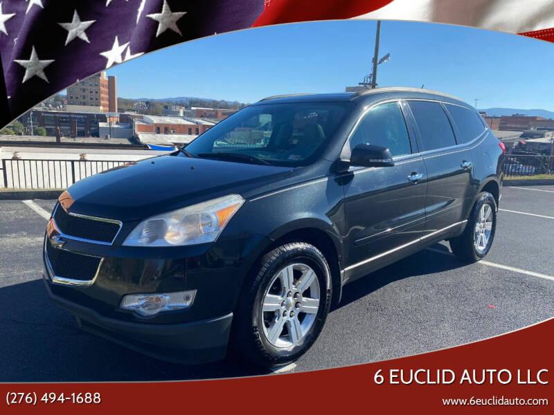 2012 Chevrolet Traverse for sale at 6 Euclid Auto LLC in Bristol VA