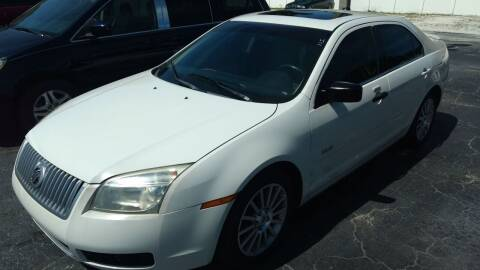 2008 Mercury Milan for sale at AFFORDABLE AUTO SALES in We Finance Everyone! FL
