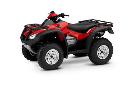 2021 Honda TRX680FA5 RINCON for sale at Queen City Motors Inc. in Dickinson ND