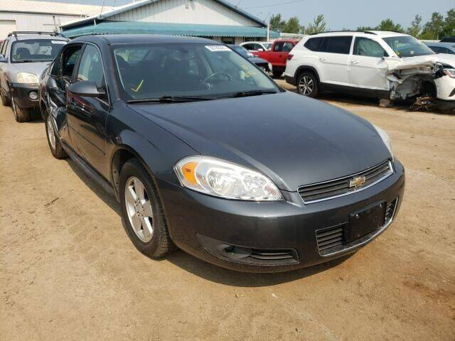 2010 Chevrolet Impala for sale at Varco Motors LLC - Builders in Denison KS