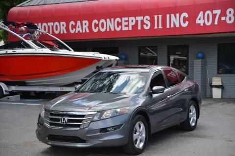 2010 Honda Accord Crosstour for sale at Motor Car Concepts II - Apopka Location in Apopka FL
