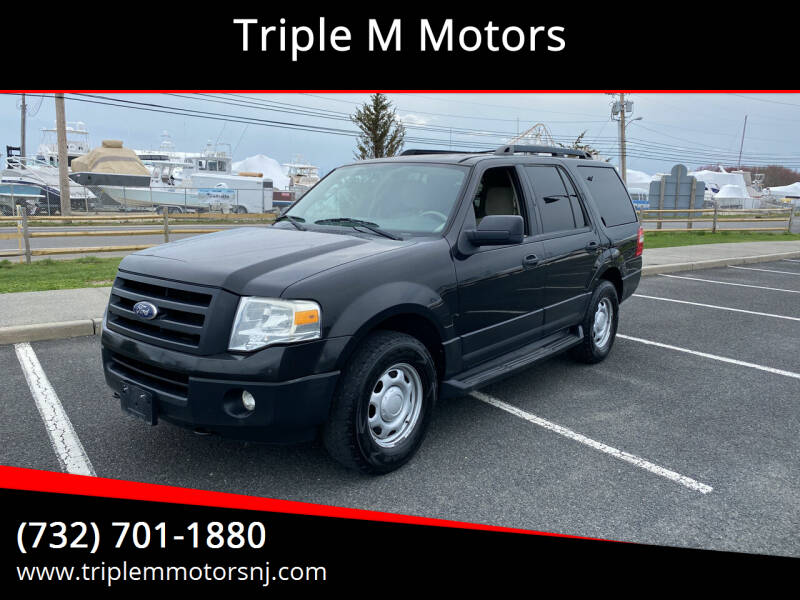 2010 Ford Expedition for sale at Triple M Motors in Point Pleasant NJ