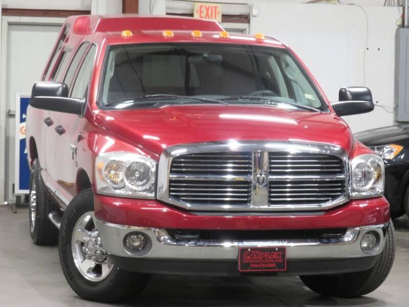 2008 Dodge Ram Pickup 2500 for sale at CarPlex in Manassas VA