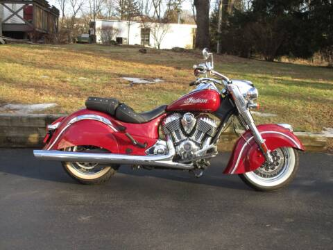 2014 Indian Chief Classic for sale at R & R AUTO SALES in Poughkeepsie NY
