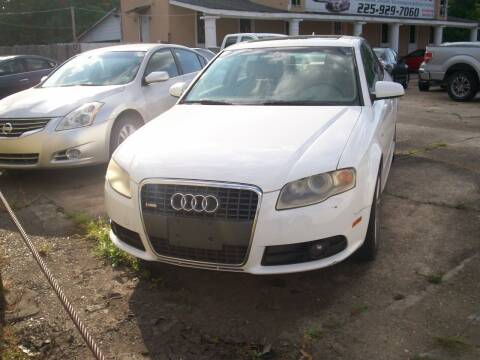 2008 Audi A4 for sale at Louisiana Imports in Baton Rouge LA