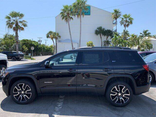 2019 GMC Acadia for sale at Niles Sales and Service in Key West FL