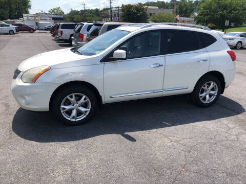 2011 Nissan Rogue for sale at J & J Autoville Inc. in Roanoke VA