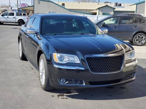 2013 Chrysler 300 for sale at Auto Image Auto Sales Chubbuck in Chubbuck ID