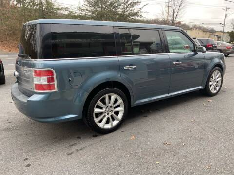 2010 Ford Flex for sale at Elite Auto Sales Inc in Front Royal VA