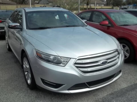 2016 Ford Taurus for sale at PJ's Auto World Inc in Clearwater FL